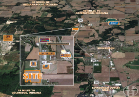 CR 700 S & US 31, Edinburgh, Indiana 46124, ,Land,For Sale,1130