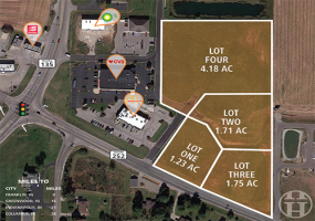 SR 135 & SR 252, Trafalgar, Indiana 46181, ,Land,For Sale,1133