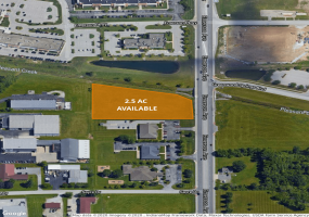 618 N Emerson Ave, Indiana 46143, ,Land,For Sale,1184