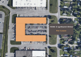 1936 S Lynhurst Dr, Indianapolis, Indiana 46241, ,Industrial/Flex,For Lease,1029